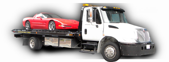 Simi Valley Towing Services